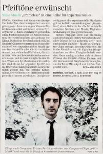 Südeutsche Zeitung EXTRA vom 20. März 2015
