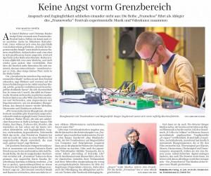 Südeutsche Zeitung vom 11. Juni 2015