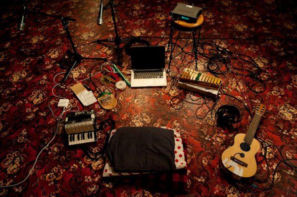 Ian Hawgood's Instruments